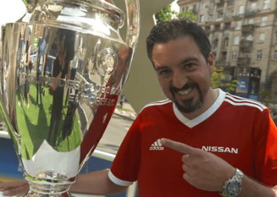 Nissan Champions League Final