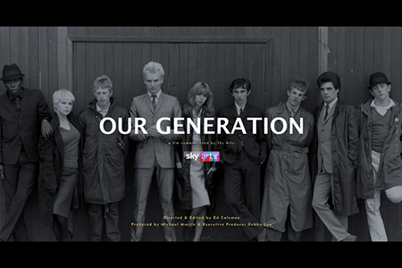 #Quadrophenia @skyarts. Special Thanks.