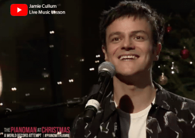 Jamie Cullum's World Record Lesson