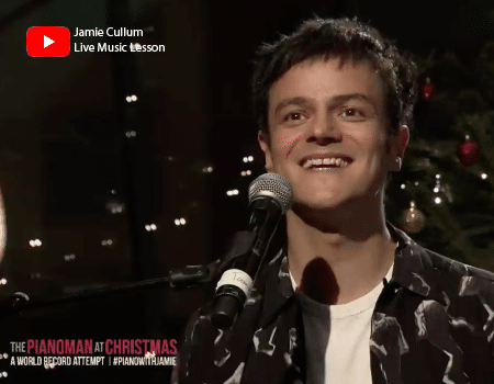 Jamie Cullum World record live stream